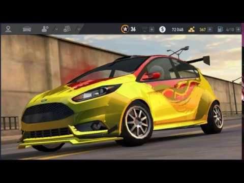 сбор деталей за неделю.FORD Fiesta ST.испытание тюнингом.Need for Speed:...