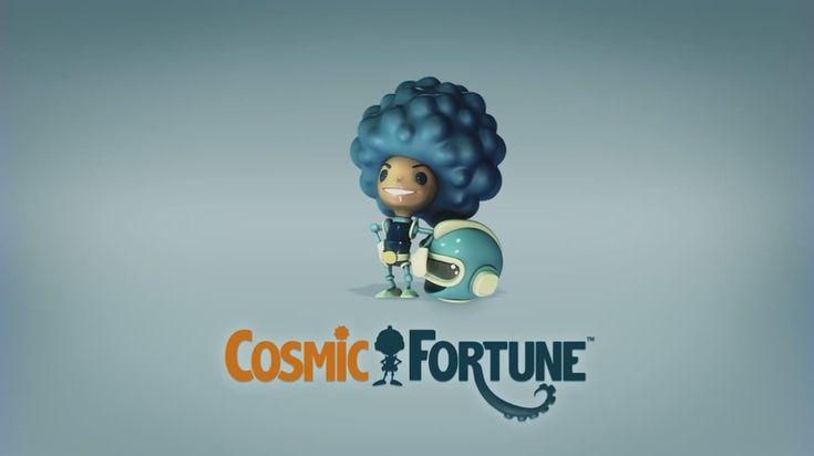 Cosmic Fortune. New NetEnt progressive, coming soon