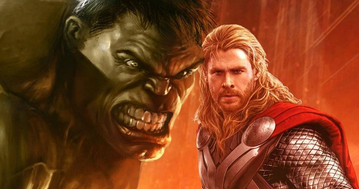 'Thor 3' Is a 'Planet Hulk' Mashup, Hulk & Thor Will Get New Looks -- Hulk will wear his 'Planet Hulk' armor in 'Ragnarok' while Chris Hemsworth will be sporting a new hairstyle as 'Thor'. -- http://movieweb.com/thor-ragnarok-planet-hulk-story-characters-new-look/