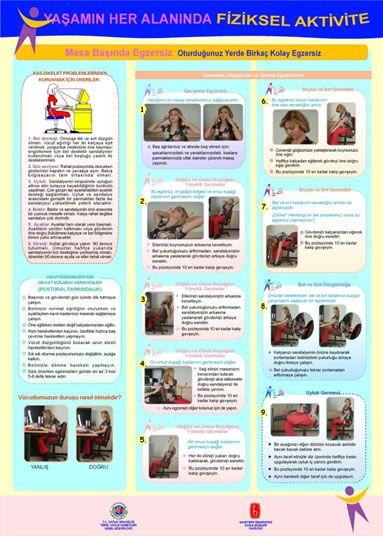 Masabaşı Egzersiz - Obezite, Diyabet ve Metabolik Hastalıklar Daire Başkanlığı