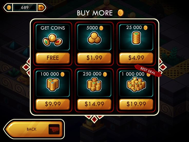 Shop Buy mobile game