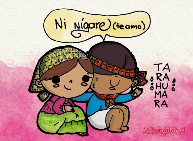 10 Formas De Decir Te Amo En Mexico Bbc News Mundo Lenguas Indigenas De Mexico Palabras En Nahuatl Cultura Mexicana