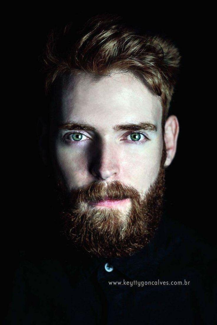 #barba #beard #greeneyes #lumbersexual