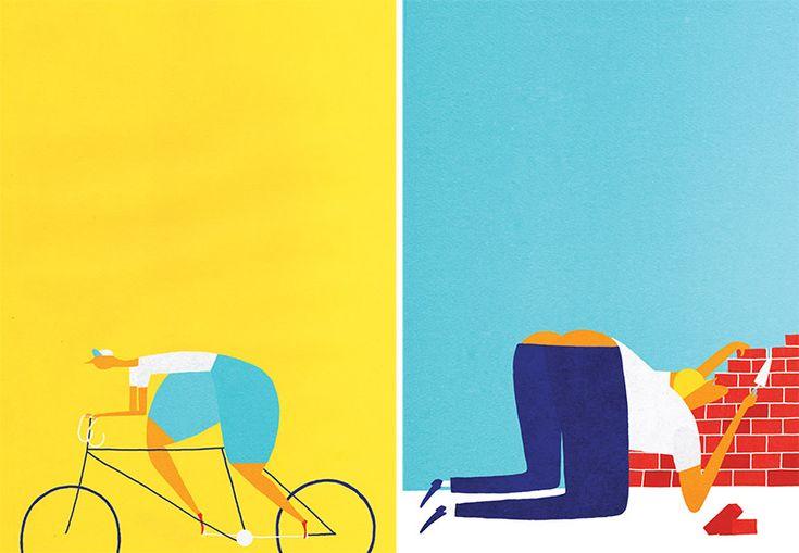 Daniel Frost: Design Inspiration, Colour Inspirations, 02 Characters, Bold Colour, Illustration Art, 2D Character, Art Directing