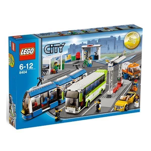 LEGO City | Lego City Transport publiczny 8404 - porównaj ceny, opinie i recenzje