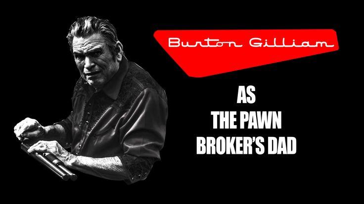 "Burton Gilliam - Norman McGuire's ""The Lucky Man"""