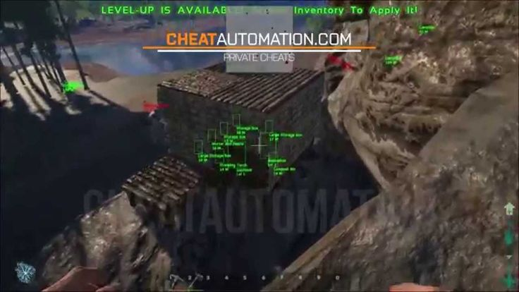 Ark Survival Evolved Hack