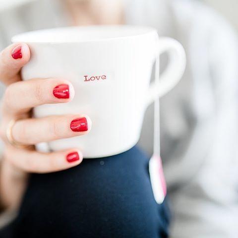 Es geht doch nichts über eine schöne Tasse Tee ❤️wir freuen uns auf das Wochenende #love #weloveyoga