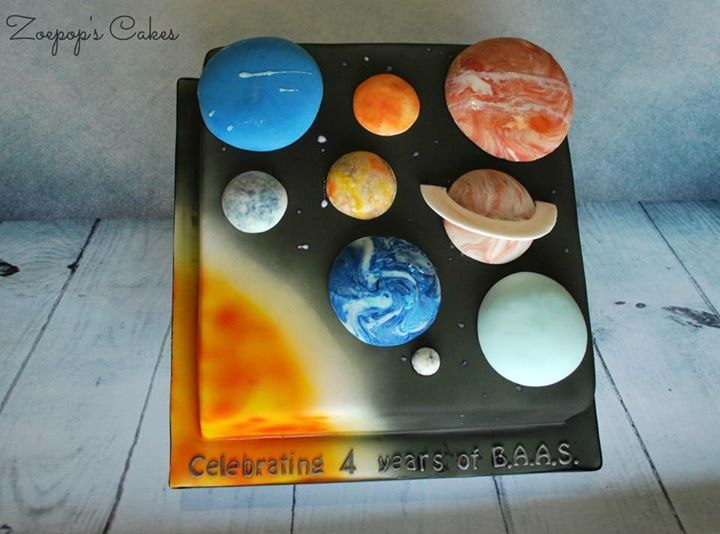 solar system brownie - photo #19