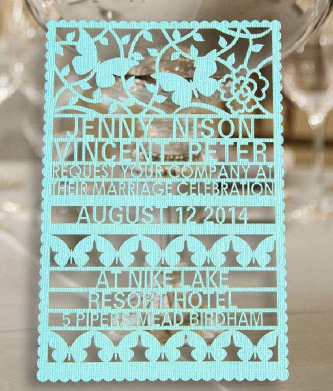 birdcage wedding invitation template%0A    Examples of Wedding Invitation Templates