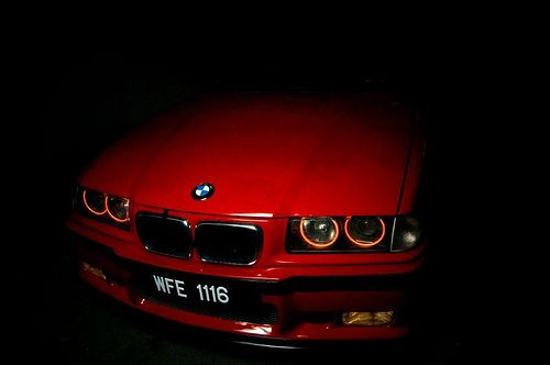 Flickr Gorgeous red BMW 318 I