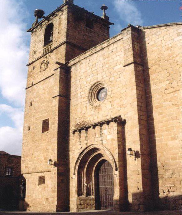 Cáceres-Concatedral de Santa María01.jpg (584×689)
