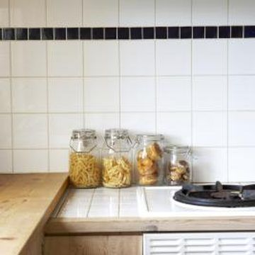 how to paint over old ceramic kitchen tile ceramics how