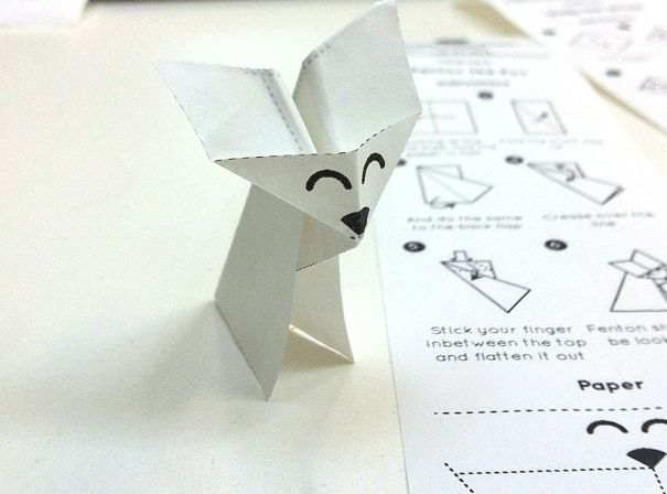 origami with printer paper instructions