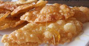 miel, hojuelas de carnaval, dulces tipicos de carnaval, dulces típicos de semana santa, dulces típicos de Castilla - La Mancha