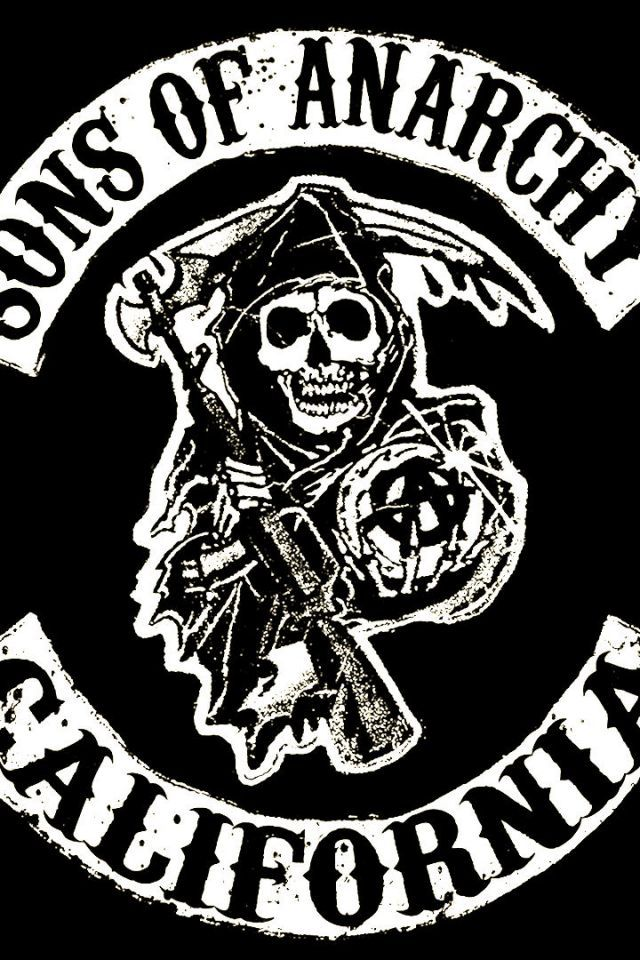 Sons Of Anarchy Iphone Wallpapers Sons Of Anarchy Tattoos Sons Of Anarchy Anarchy