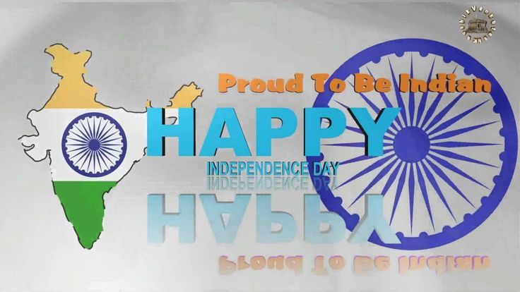 Happy Independence Day, Wishes, Whatsapp Video, Greetings, Animation, 15...