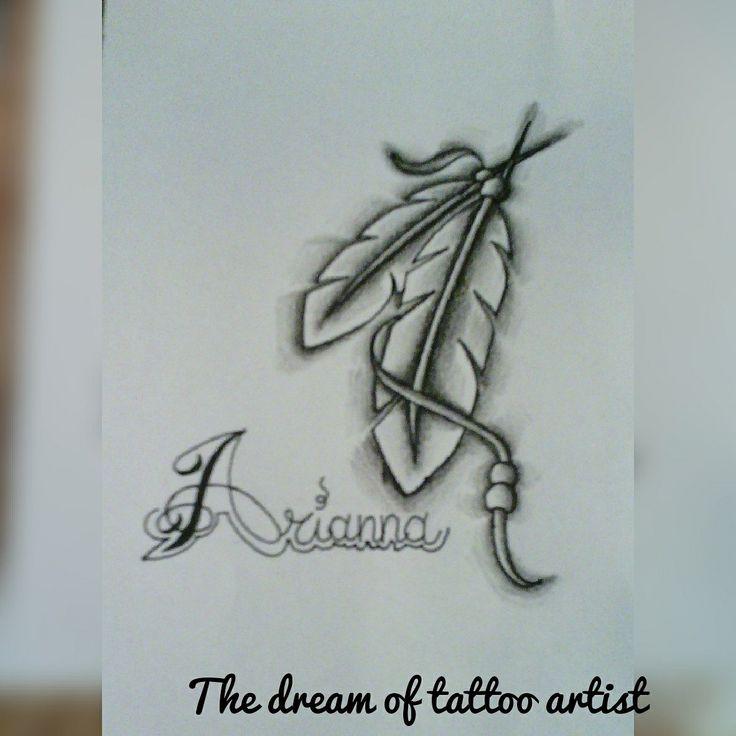 #lettering #scritta #piuma #tatuaggio #disegno #draw #tattoo