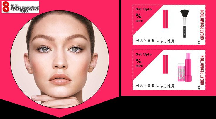 Maybelline Coupons – Maybelline