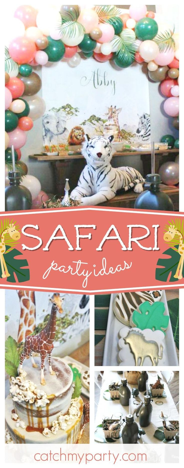 650 Best Jungle Safari Party Ideas Images On Pinterest