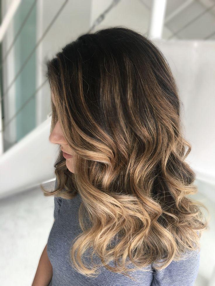 70 best << B A L A Y A G E >> images on Pinterest   Hair ...