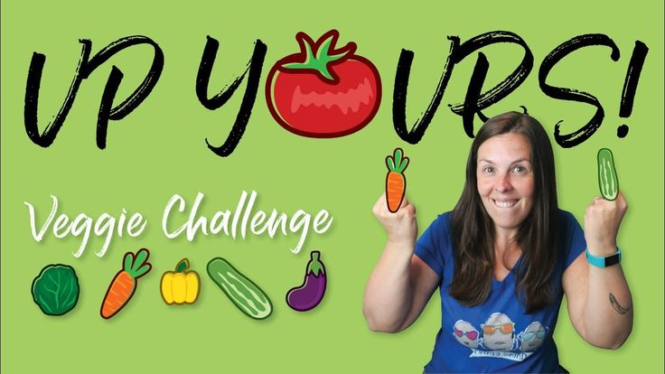 How Am I Going to Pull This Off??  |  Up Yours! Veggie Challenge