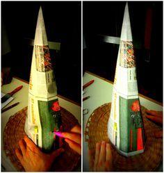 Sombrero seleccionador Harry Potter Tutorial 2