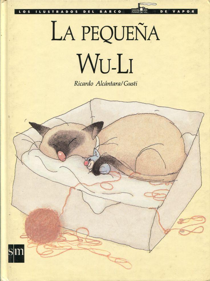 La madre de Wu-li era una gata siamesa y su padre un gato de azoteas, sin nombre ni dueño. Wu-li era la única hembra de la camada, y también la más pequeña. No es que sus hermanos fueran gran cosa, pero ella era tan esmirriada que daba pena.