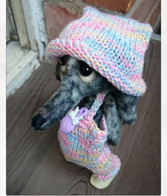 Teddie dachshund A wire-haired dachshund teddy от Cosydachshund