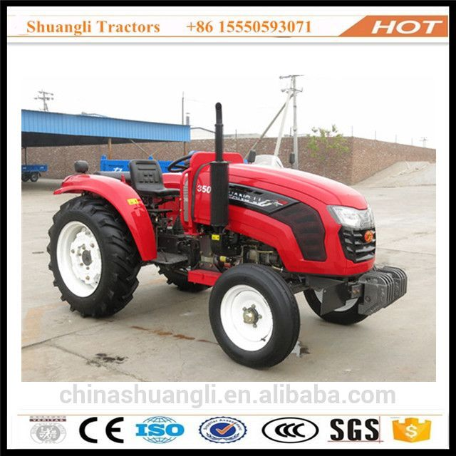Chinese cheap durable agricultural 35hp 2wd small tractor