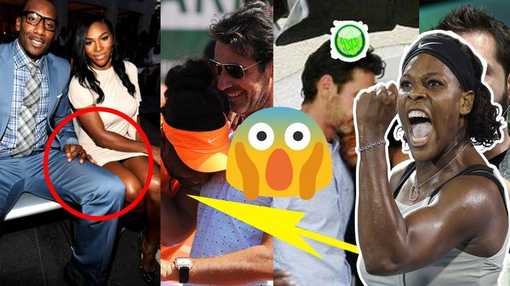 Top 14 Men Who Serena Williams Has Dated | Boyfriends, Past and Present