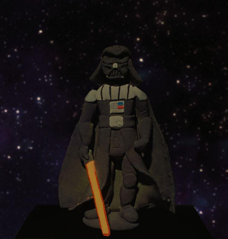Figurina pentru tort Darth Vader, Star Wars