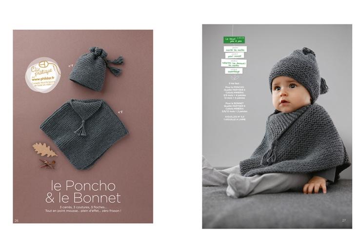 Catalogue Layette débutantes n°64 - Catalogues Layette - Phildar