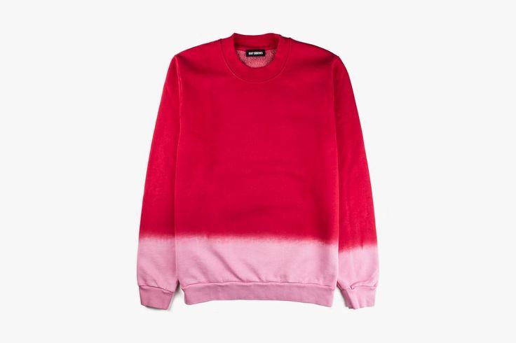 Raf Simons Dip Dye Sweatshirt