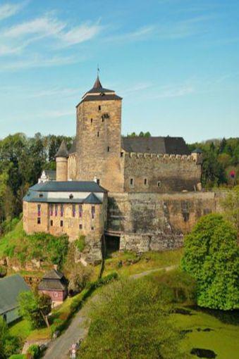Kost gothic castle (East Bohemia), Czechia #castles #Czechia