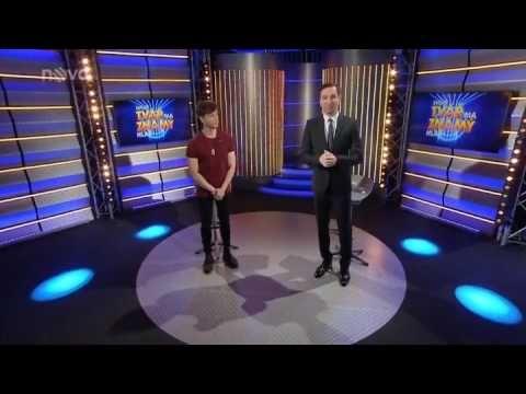 Milan Peroutka jako Andrea Bocelli : Time To Say Goodbye - Tvoje Tvář má známý hlas III