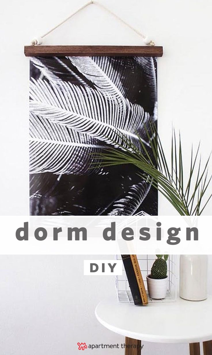 Make your dorm room a home away from home with these fun diy - Design Y Dorm Room Diy Projects Dorm Room Diys 17 Perfect Projects These Diy Dorm Style Ideas Will Make Your Home Away