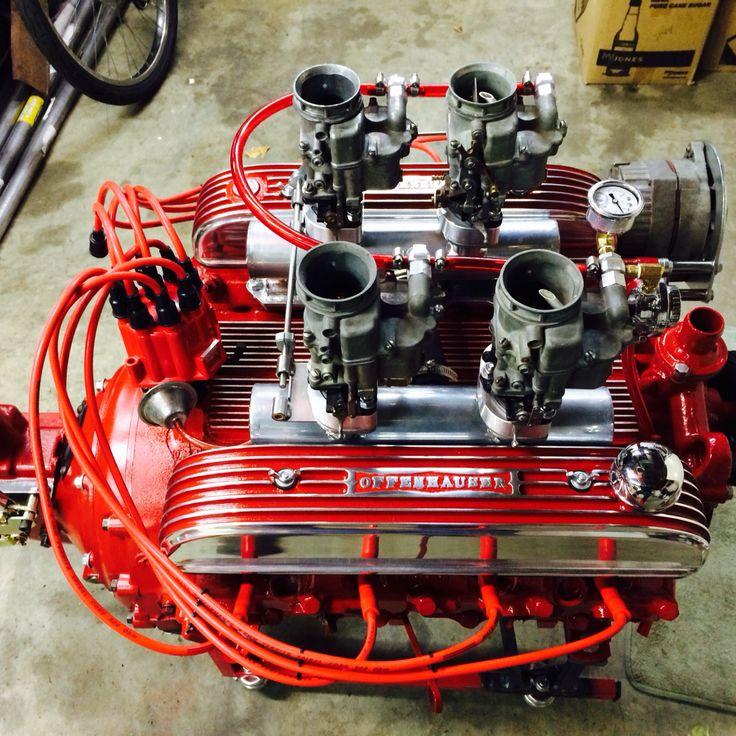 Buick Wildcat V8 Engine: Buick Nailhead