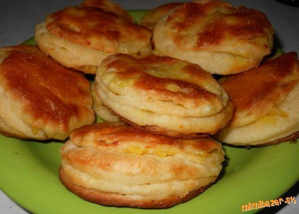 Výborné zemiakové pagáče