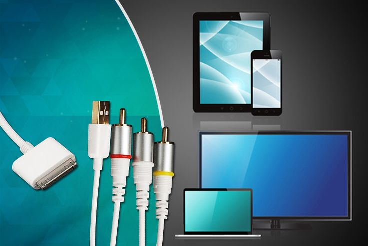iPad to TV Connector