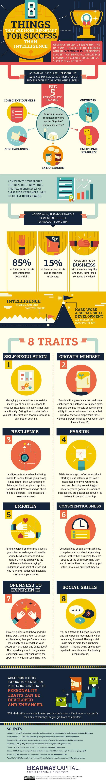8 Success Factors More Important Than IQ – Marketing and Entrepreneurship – Medium