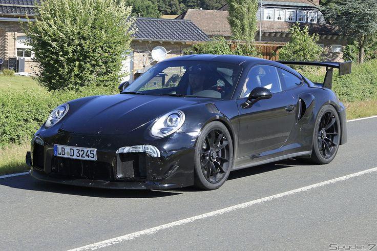 ポルシェ市販車史上、最強モンスター誕生か!『911 GT2 RS』がニュル降臨