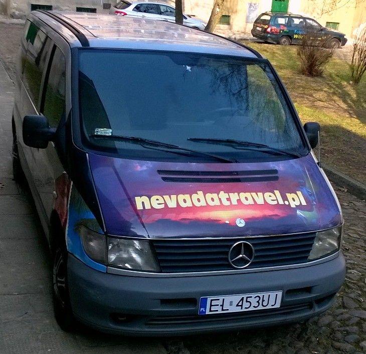 zawieziemy Cię i odbierzemy z lotniska komfortowo.... WIFI video do dyspozycji tel.601-256-242 www.nevadatravel.pl