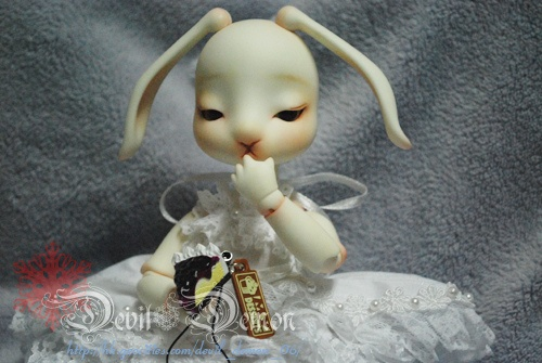 Coco-Tribe Ruby by 小月#雅, via Flickr: Animal Ball Jointed Dolls, Art Dolls, Dolls Animal