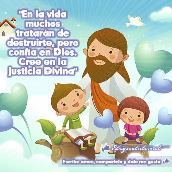 Frases con imágenes de dios con frases Católicas y Cristianas ░▒▓██►http://etiquetate.net/