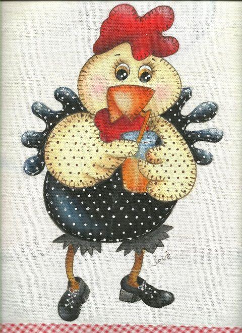 galinha com suco                                                                                                                                                                                 Mais