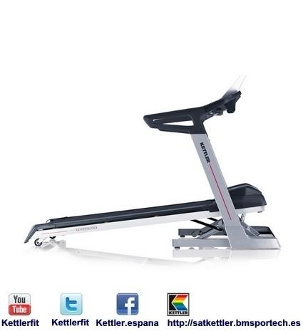 TRACK EXPERIENCE 7885-600 4 - Kettler es una empresa alemana dedicada a la fabricación de máquinas de fitness.  http://satkettler.bmsportech.es