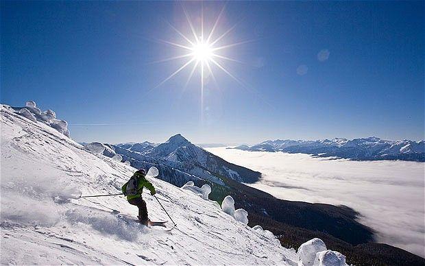 Revelstoke, Canada: the greatest ski resort on Earth