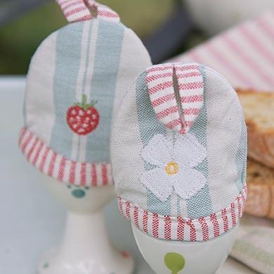 Susie Watson Egg Cosies