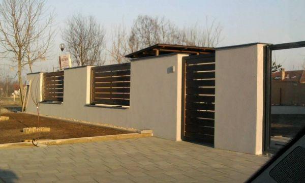 Kerítés, pergola, tűzfal készítés, Kerítés, pergola, tűzfal, budapest, Kerítés…